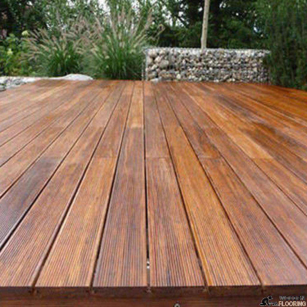 Deck Flooring Wooden